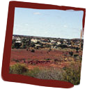 Vast Red Rangelands