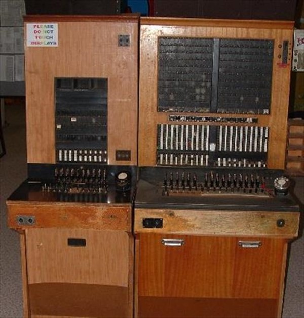 Image Gallery - Phone Switchboard
